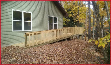 Deck and Step Construction